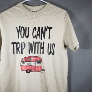 NWT Camper Graphic Tee
